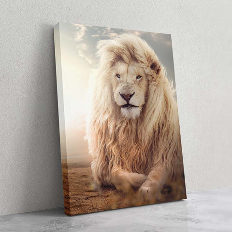 Great Lion - MoodCanvas