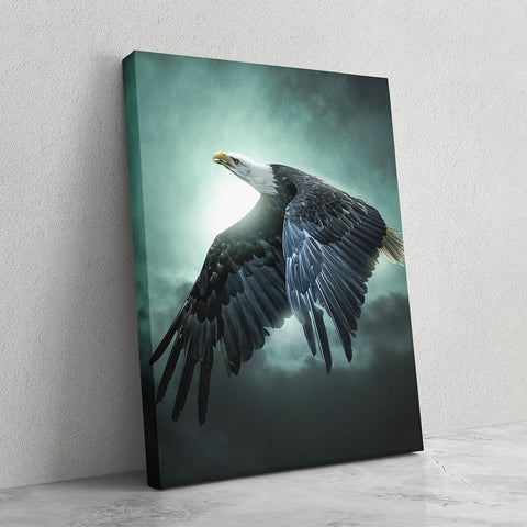 Flying Eagle - MoodCanvas