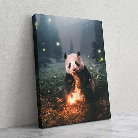 Magical Panda - MoodCanvas