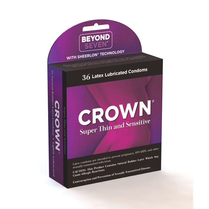 Crown Lubricated 36pk
