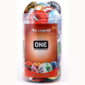 ONE The Legend Condom Bowl (100pc)