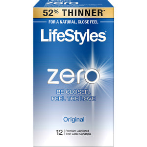 LifeStyles Ultra Sensitive Platinum 12pk