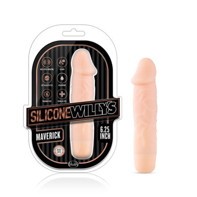 Silicone Willy's Maverick 6.25