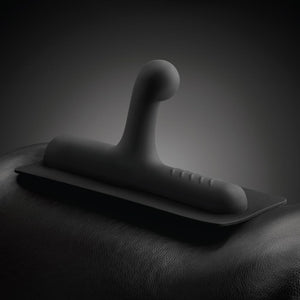The Cowgirl Lone Ranger Silicone Attachment - Black