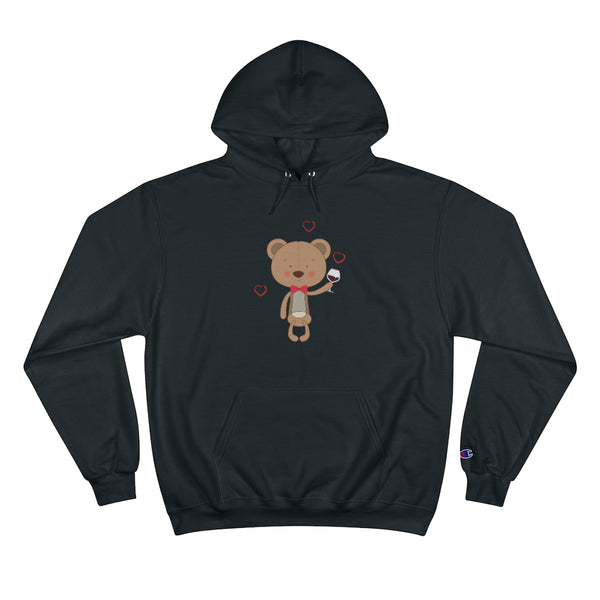 Fancy Ted Champion Hoodie