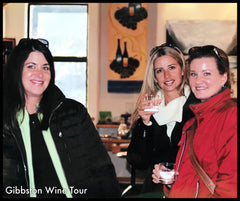 Gibbston Wine tasting