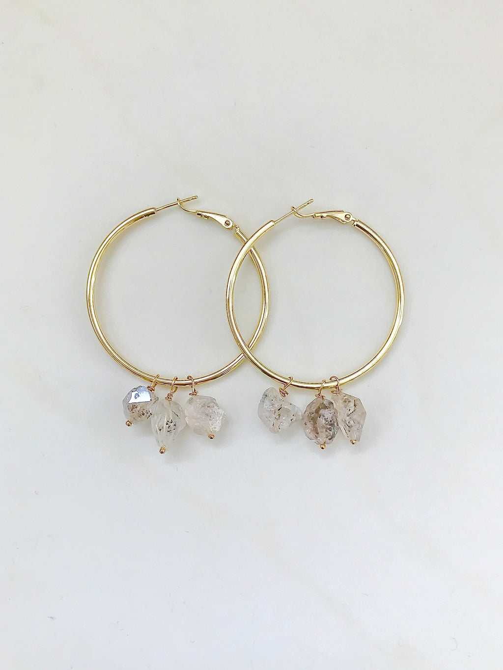 The Kristin Herkimer Hoop Earrings
