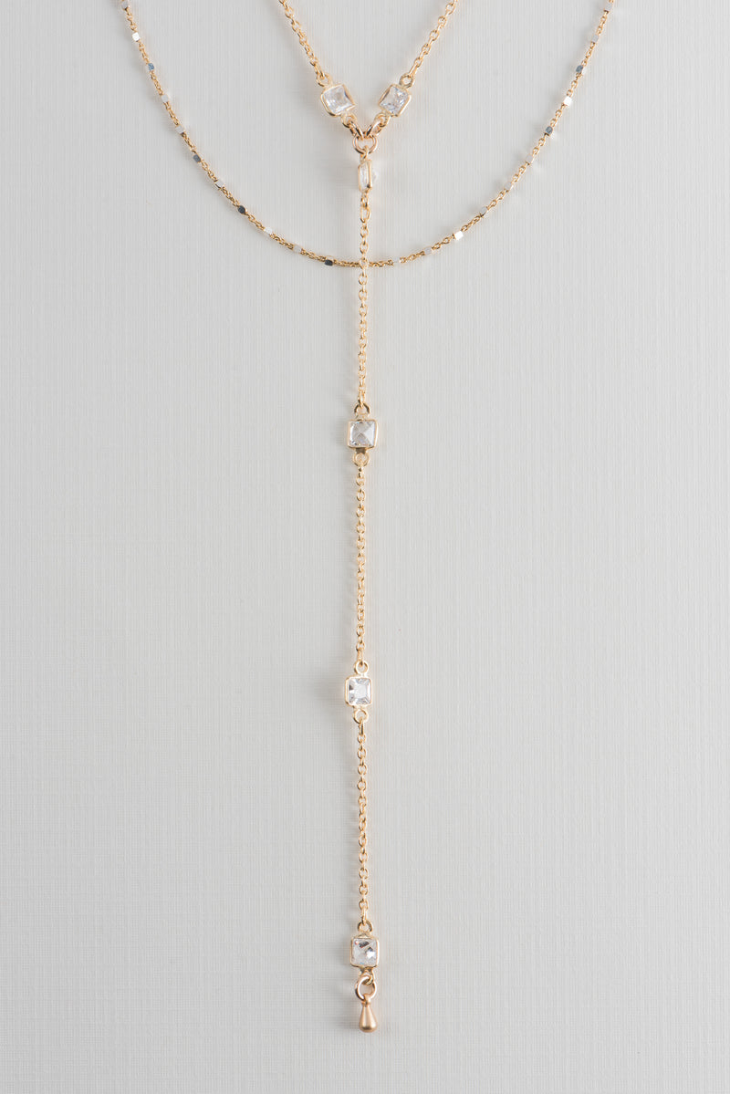Infinite Sparkle Necklace