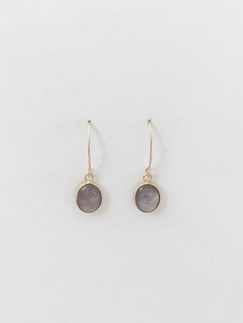 Lady Moonstone Earrings