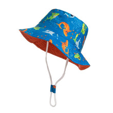 Load image into Gallery viewer, Baby Beach Hat