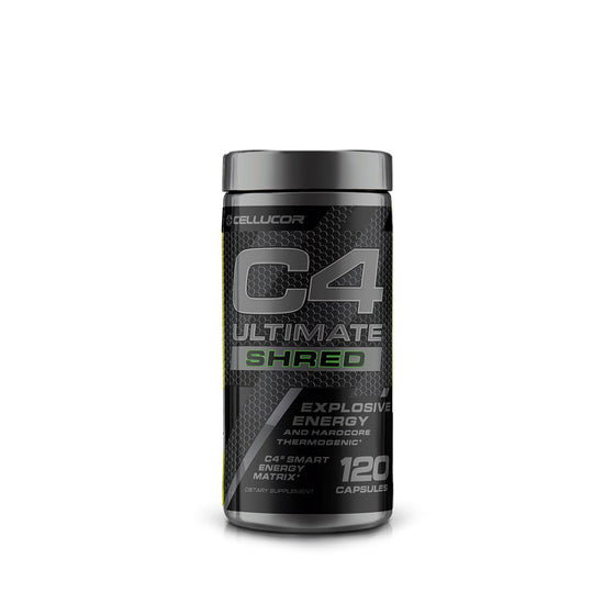 Cellucor C4 Ultimate Shred Capsules