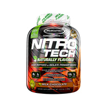 MT NItrotech Naturally Flavored