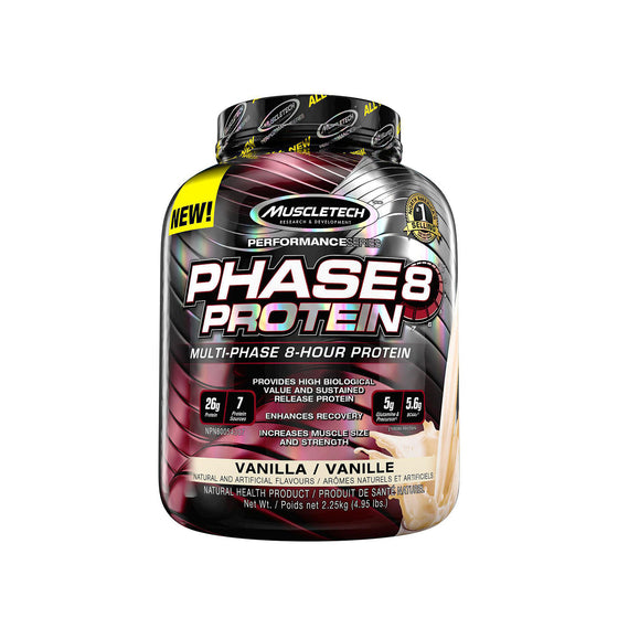 MT Phase8 Protein Powder