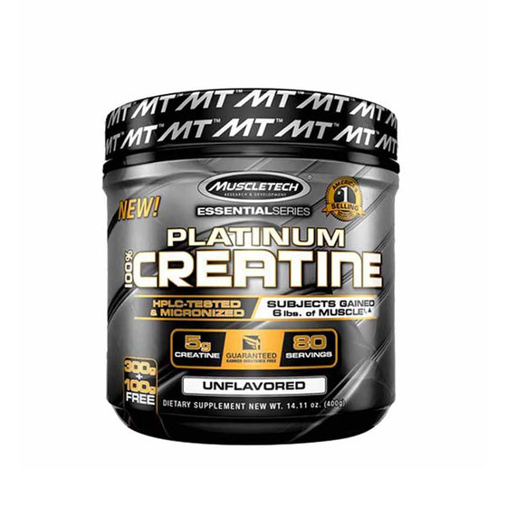 MT Platinum 100% Creatine