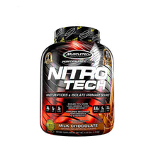 MT NitroTech Protein Powder