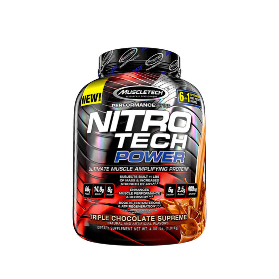 MT NitroTech Power Protein Blend