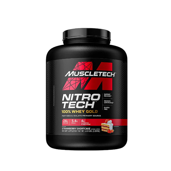 MT NitroTech 100% Whey Gold