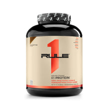 Rule 1 Protein Isolate : Naturally Flavored