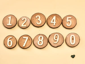 Number Stamp Sets