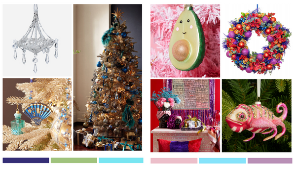 Bold Statement Christmas Decor Trends