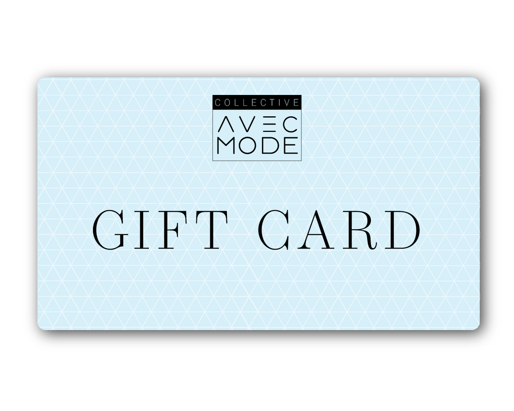 Collective AvecMode Gift Card