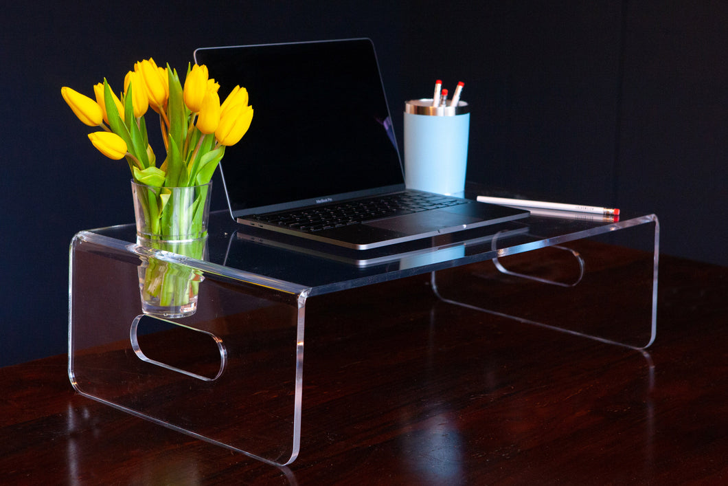 Acrylic Lap Desk / Bed Tray - Individual