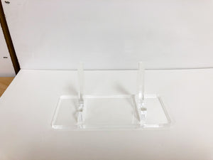 Acrylic Small Device Stand