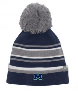 MHS Stocking Cap with Ball