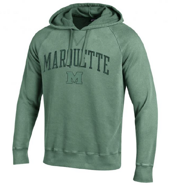 Outta Town Washed Hoodie - Green