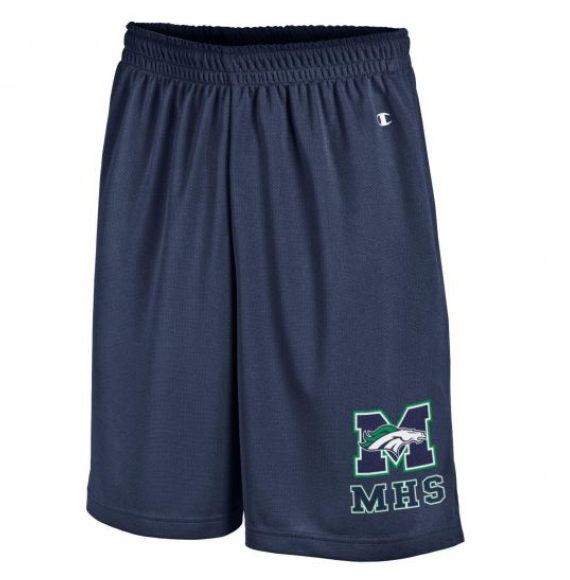 Men's MHS Mesh Shorts - Navy