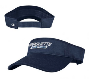MHS Visor - Navy Blue