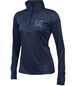 Women's Funnel Neck Vapor 1/4 Zip Pullover