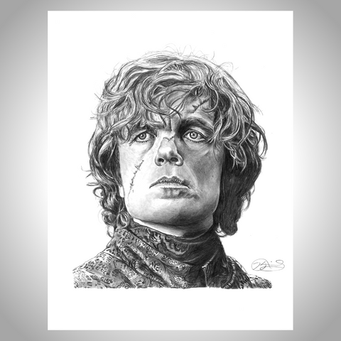 The Man - Tyrion Lannister - Game of Thrones