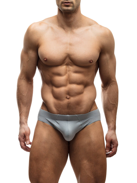 Light Grey Brief