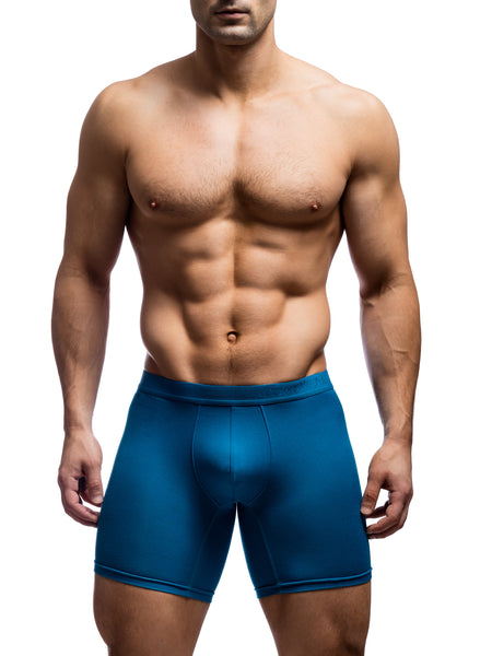 Teal Boxer Brief