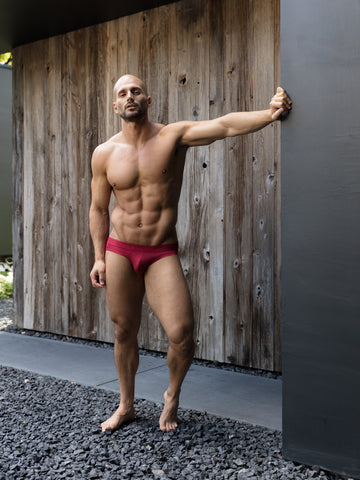 Dark Brick Brief | NEW