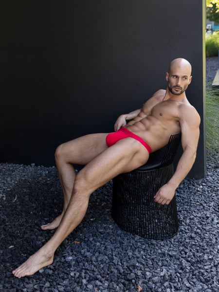 Real Red Thong | NEW