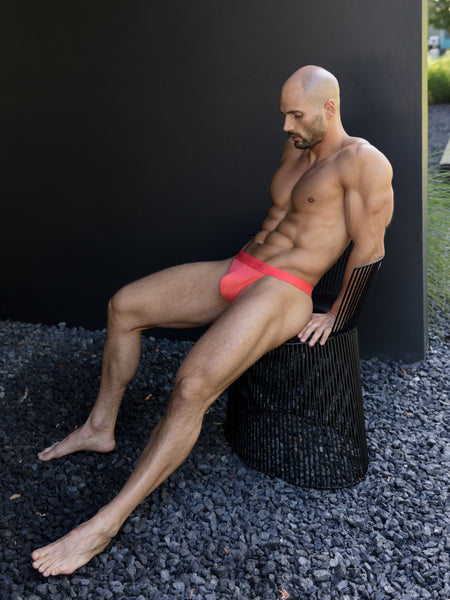 True Coral Thong | NEW