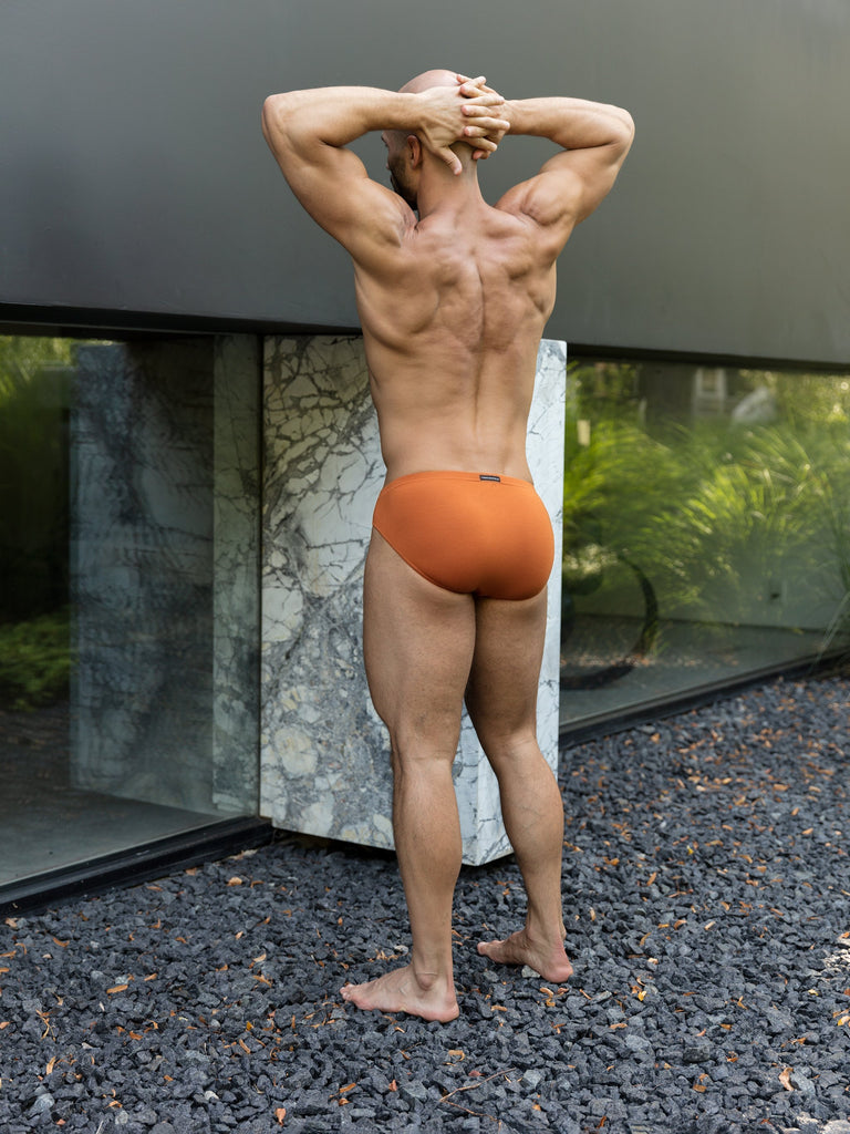 Rust Bikini Brief