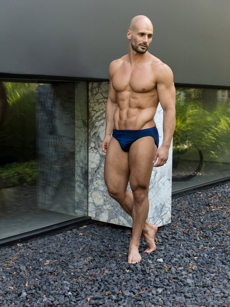 New Navy Bikini Brief | NEW