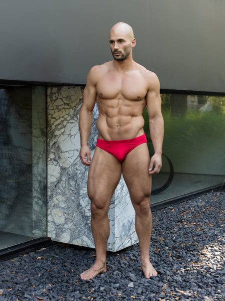 Real Red Bikini Brief | NEW