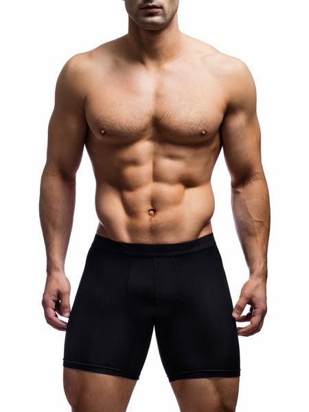 Essential Boxer Brief - Black