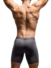 Essential Boxer Brief - Charcoal