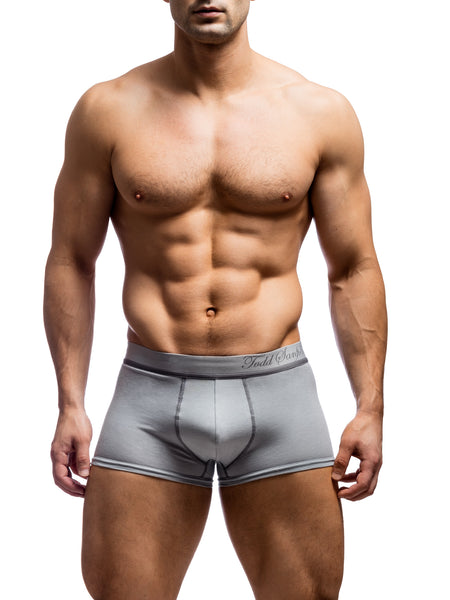 Signature Trunk - Light Grey