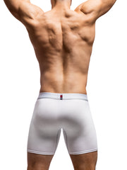 Signature Boxer Brief - White
