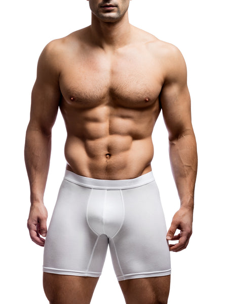 White Boxer Brief