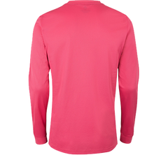 11 Asensio Mens Real Madrid Away Authentic Long Sleeved Shirt 20/21 - Pink