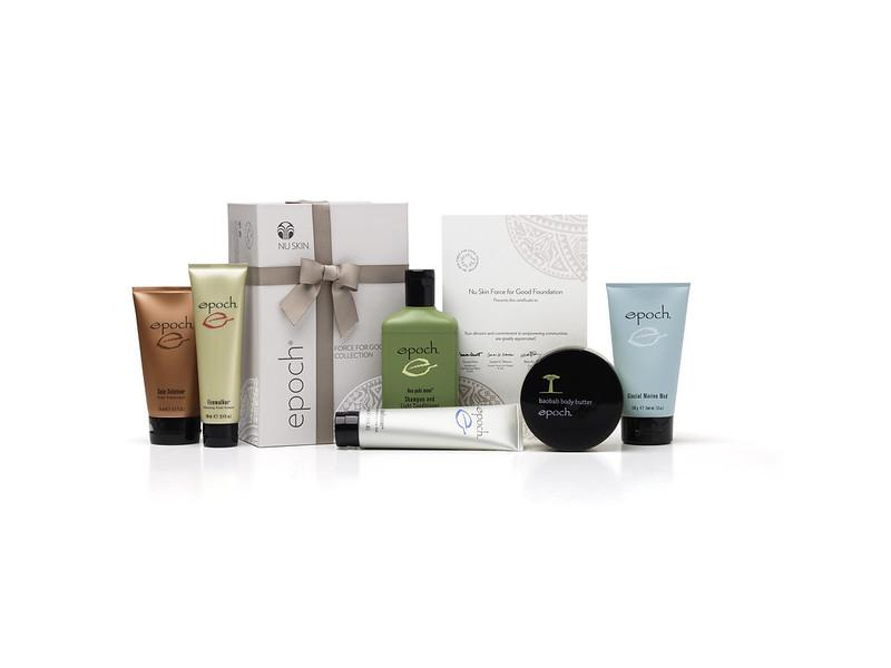 Pack Epoch Force for Good Collection Nuskin pack etnobotanica - Planeta Bio