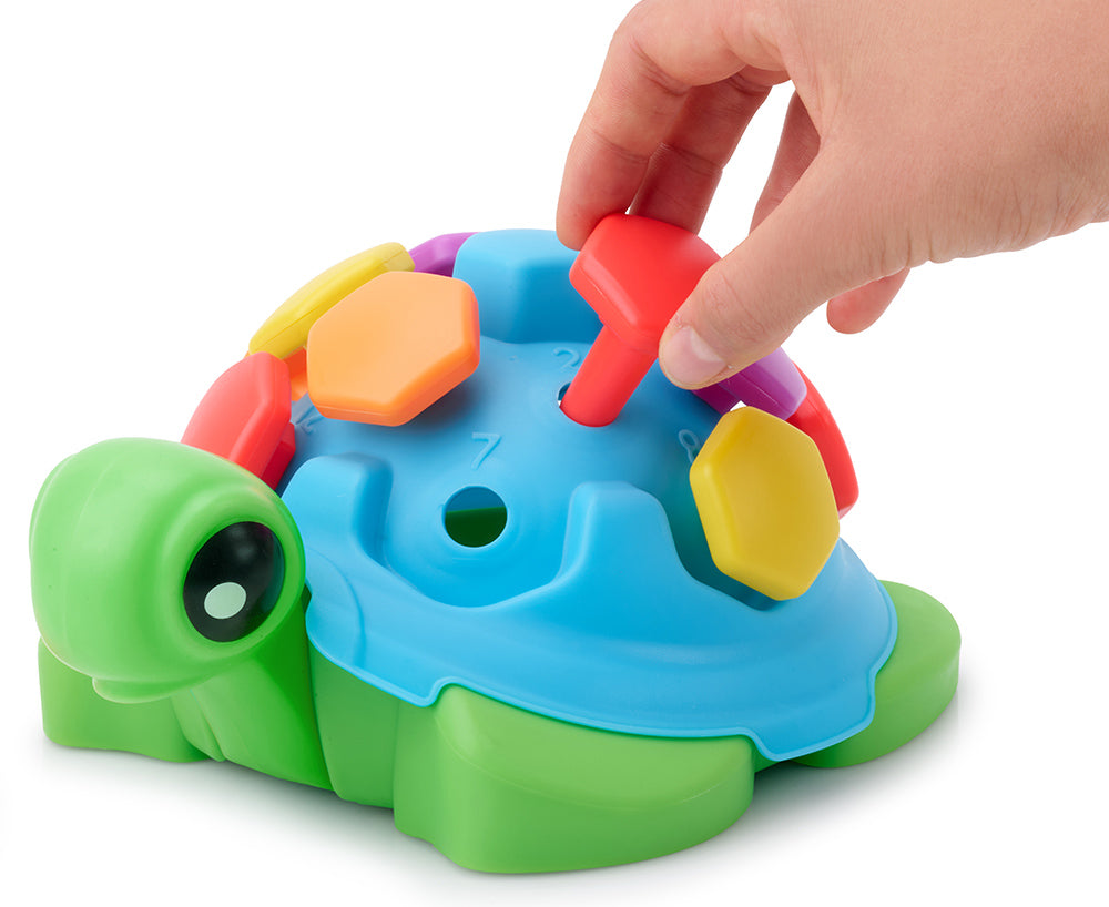 The Counting Hexie Turtle