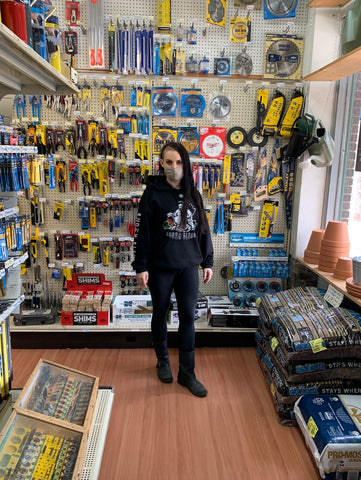 Manager, Erin, at Bryant Hardware